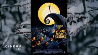 The Nightmare Before Christmas + Pizza