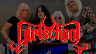 Girlschool and Alcatrazz co-headline tour - Live in Swansea at Hangar 18 Music Venue