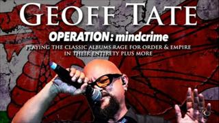 Geoff Tate - Operation: Mindcrime