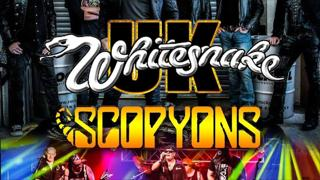 WhitesnakeUK & Scopyons with support from Touch The Fist