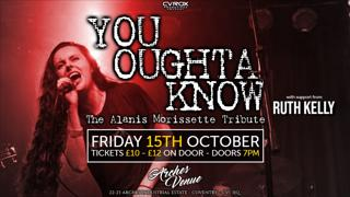 You Oughta Know - Alanis Morissette Tribute