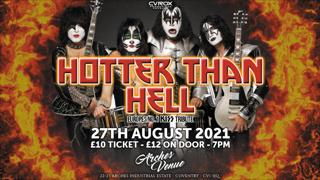 Hotter Than Hell - KISS Tribute