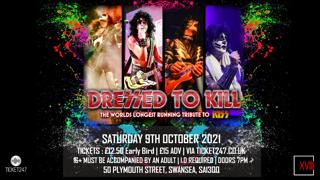 DRESSED TO KILL - Tribute to KISS