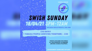 SWISH SUNDAY