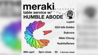 Table Service w/ Humble Abode
