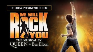We Will Rock You - UK Tour